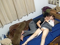 The Nampa Tsurekomi, Hidden Camera 118 Yuzunashi 25-year-old Hobo's