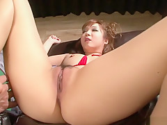 Incredible Japanese slut Mizuki Ishikawa in Exotic JAV uncensored Fingering movie