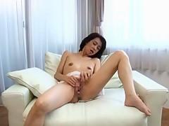 Hottest Japanese model Nazuna Otoi in Crazy Solo Girl, Masturbation/Onanii JAV scene