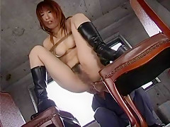 Fabulous Japanese girl in Exotic Fetish, Hairy JAV movie