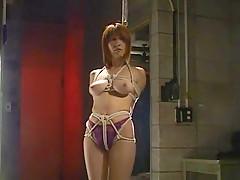 Amazing Japanese girl in Incredible BDSM JAV scene