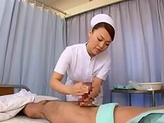 Amazing Japanese slut in Fabulous Nurse/Naasu JAV clip