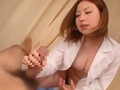 Incredible Japanese chick in Best Doggy Style JAV movie