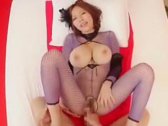 Best Japanese chick in Crazy POV, Big Tits JAV video