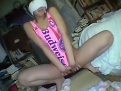 Incredible Japanese whore Kaori Sakura in Fabulous Masturbation/Onanii, Dildos/Toys JAV video