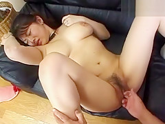 Exotic Japanese whore in Horny Blowjob/Fera, Bukkake JAV scene