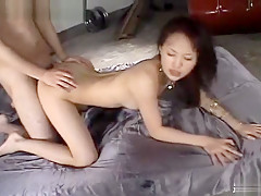 Crazy Japanese whore in Hottest JAV scene
