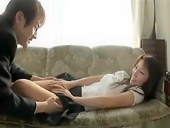 Fabulous Japanese slut in Amazing Creampie/Nakadashi, Blowjob/Fera JAV movie