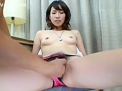 Fabulous Japanese chick in Exotic Masturbation/Onanii, Blowjob/Fera JAV movie