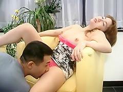 Exotic Japanese model in Incredible Blowjob/Fera, Masturbation/Onanii JAV movie