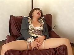 Best Japanese model in Crazy MILFs, Panties JAV scene