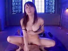 Crazy Japanese whore Arisu Miyuki in Amazing Big Tits, Foot Job/Ashifechi JAV movie