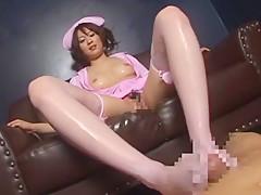 Best Japanese girl in Hottest Cumshots, Hardcore JAV video