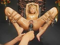 Fabulous Japanese slut Rika Ayane in Amazing BDSM, Masturbation/Onanii JAV clip