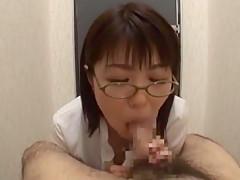 Best Japanese slut in Fabulous Cumshots, POV JAV movie