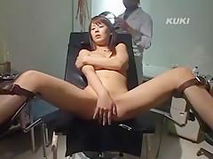 Crazy Japanese girl Sakurako in Best Striptease, Big Tits JAV movie