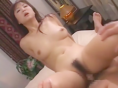 Crazy Japanese slut Maki Hoshino in Amazing Cumshots, Solo Girl JAV clip