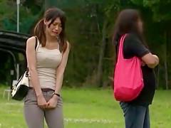 Horny Japanese girl in Best JAV movie