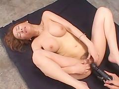 Exotic Japanese model Rei Kitajima in Best Big Tits, Gangbang JAV scene