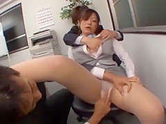 Crazy Japanese slut Haruki Sato in Fabulous Doggy Style, Big Tits JAV video
