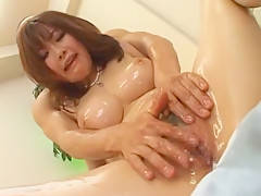 Crazy Japanese whore in Horny Handjobs, Big Tits JAV scene