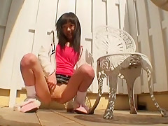 Crazy Japanese chick in Exotic Fetish, Outdoor JAV clip