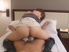 Fabulous Japanese whore Ayaka Kobayashi in Incredible Fingering, MILFs JAV video
