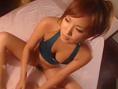 Horny Japanese girl Rio Fujisaki in Fabulous Close-up, Squirting/Shiofuki JAV scene