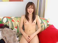 Incredible Japanese chick Saki Hayama in Crazy Blowjob/Fera, Threesomes JAV scene