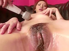 Incredible Japanese girl Karen in Exotic JAV uncensored Cumshots movie