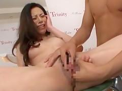 Horny Japanese chick Reika Aizumi in Crazy Fetish, Small Tits JAV clip