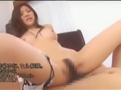 Incredible Japanese girl Eri Ouka in Hottest Handjobs, Blowjob/Fera JAV clip
