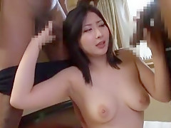 Best Japanese chick Megumi Haruka in Hottest Big Tits, Big Dick JAV video