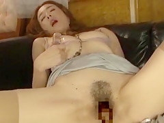Amazing Japanese chick Kei Marimura in Horny Blowjob/Fera, Masturbation/Onanii JAV movie