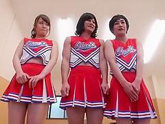 Best Japanese chick in Incredible /Futanari, Teens JAV clip