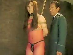 Crazy Japanese model in Hottest Fetish, BDSM JAV video