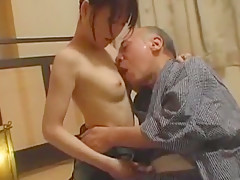 Fabulous Japanese chick Yumi Kazama, Reona Kanzaki, Mai Ebihara in Crazy Small Tits, Teens JAV clip