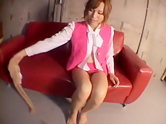 Hottest Japanese whore in Exotic /Futanari, Solo JAV movie