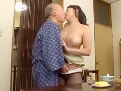 Crazy Japanese slut Megumi Haruka in Best JAV scene