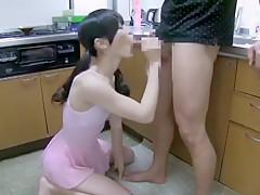 Fabulous Japanese model in Horny Blowjob, /Futanari JAV scene