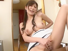 Crazy Japanese slut Yuna Shiina in Horny Masturbation/Onanii JAV movie