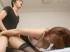 Incredible Japanese whore Kirara Kurokawa in Hottest Big Tits JAV movie