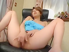 Exotic Japanese whore Yumi Kazama in Best Masturbation/Onanii, Solo Girl JAV video