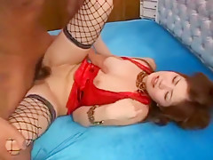 Horny Japanese model Tsukasa Minami in Hottest JAV scene