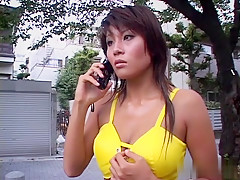 Amazing Japanese slut in Hottest JAV uncensored Amateur clip