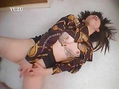 Best Japanese model in Crazy JAV uncensored MILFs video