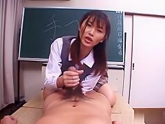 Best Japanese whore in Crazy JAV uncensored Cumshots video