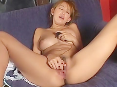 Crazy Japanese whore in Fabulous Dildos/Toys JAV movie