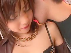 Hottest Japanese slut Misa Shinozaki, Nana Konishi, Miyu Hoshino in Fabulous Cunnilingus, Handjobs JAV video