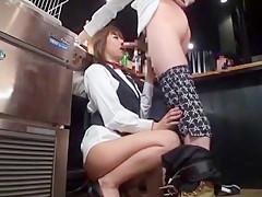 Crazy Japanese model Maria Aoi, Miki Araki, Aozora Konatsu in Exotic JAV clip